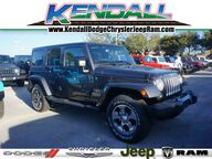 2017 Jeep Wrangler Unlimited Sahara Miami FL