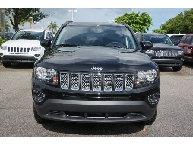 2016 jeep compass high altitude miami fl 13529155. Black Bedroom Furniture Sets. Home Design Ideas