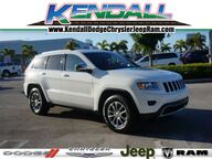 2015 Jeep Grand Cherokee Limited Miami FL