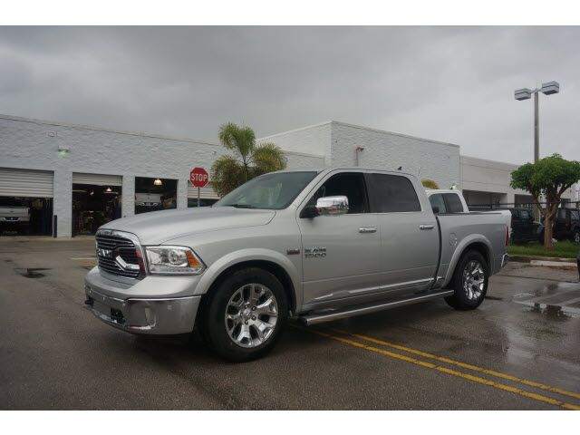 2016 ram 1500 laramie longhorn miami fl 13849700. Black Bedroom Furniture Sets. Home Design Ideas