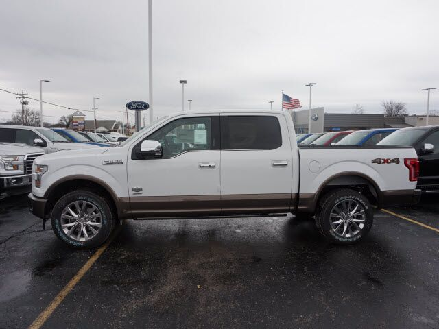 Ford F150 King Ranch >> 2017 Ford F-150 King Ranch Milford OH 15848383