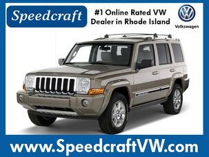 2008 Jeep Commander Limited Wakefield RI