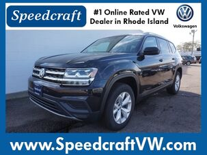 2018 Volkswagen Atlas AWD V6 Launch Edition 4Motion 4dr SUV Wakefield RI