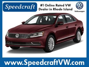 2017 Volkswagen Passat 1.8T SE 4dr Sedan Wakefield RI