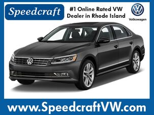 2017 Volkswagen Passat 1.8T SE 4dr Sedan w/Technology Wakefield RI