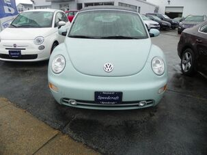 2005 Volkswagen New Beetle GLS 1.8T Wakefield RI
