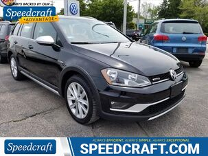 2017 Volkswagen Golf Alltrack Wagon AWD Wakefield RI