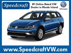 2017 Volkswagen Golf Alltrack AWD TSI S 4Motion 4dr Wagon 6M Wakefield RI