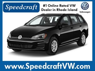 2017 Volkswagen Golf SportWagen AWD TSI S 4Motion 4dr Wagon 6M Wakefield RI
