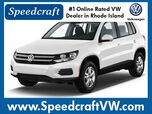 2017 Volkswagen Tiguan AWD 2.0T S 4Motion 4dr SUV