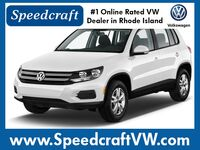 Volkswagen Tiguan AWD 2.0T S 4Motion 4dr SUV 2017