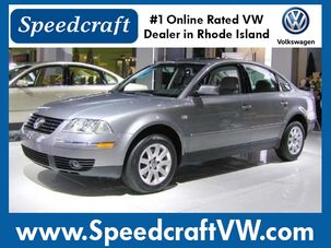 2002 Volkswagen Passat GLS 1.8T Wakefield RI