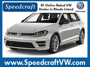 2017 Volkswagen Golf R AWD Base 4dr Hatchback 6A w/DCC and Navigation Wakefield RI