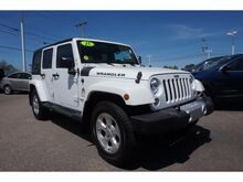 2015 Jeep Wrangler Unlimited Sahara Boston MA
