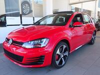 Volkswagen Golf GTI 2.0T 4-DOOR SE DSG 2017