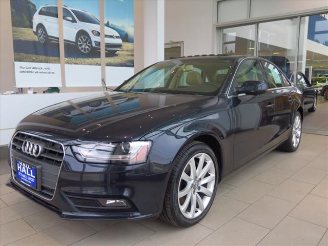 2013 audi a4 2 0t premium quattro sedan brookfield wi 16623144. Black Bedroom Furniture Sets. Home Design Ideas