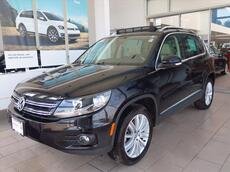 2014 Volkswagen Tiguan 4Motion SEL Brookfield WI
