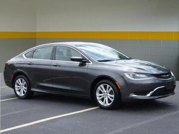2015 Chrysler 200 Limited Michigan MI