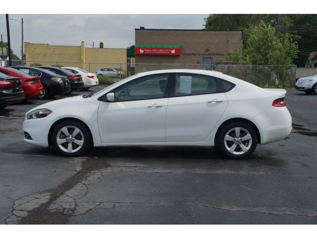 2015 Dodge Dart Sxt Garden City Mi 15037659