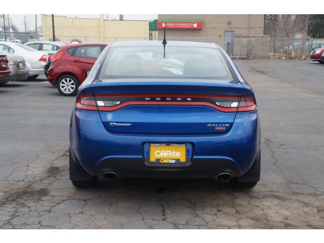 2013 Dodge Dart Rallye Garden City Mi 17272345