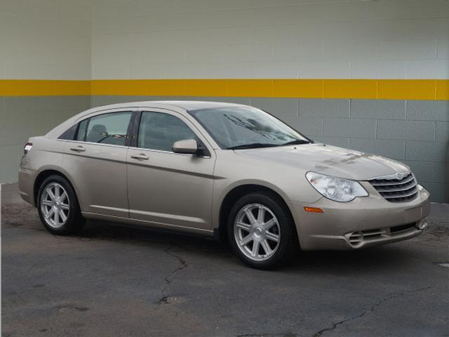 2008 Chrysler Sebring Touring Garden City Mi 17124807
