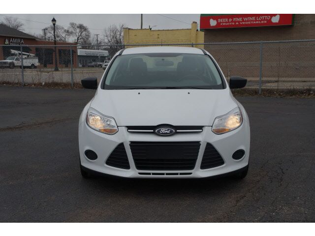 2014 Ford Focus S Garden City Mi 17548211