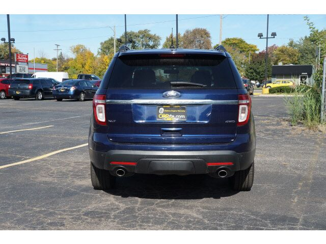 2011 Ford Explorer Xlt Garden City Mi 15585059
