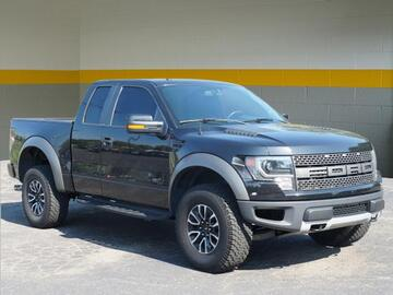 2013 Ford F-150 SVT Raptor Michigan MI