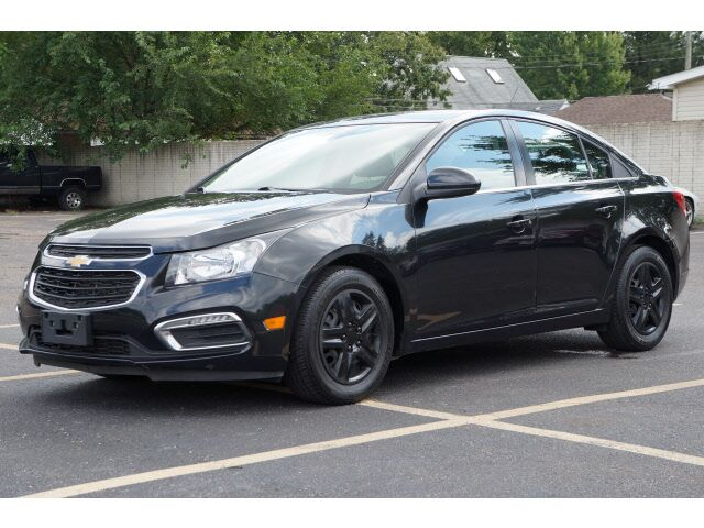 2016 Chevrolet Cruze Limited 1lt Auto Garden City Mi 16526358
