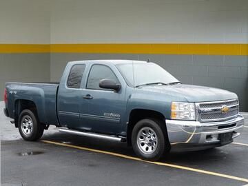 2013 Chevrolet Silverado 1500 LS Michigan MI