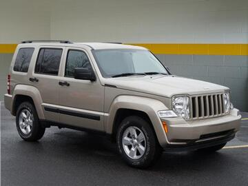 2011 Jeep Liberty Sport Michigan MI