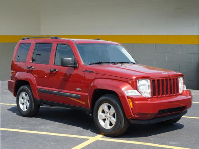 2009 Jeep Liberty Sport Garden City Mi 14305465