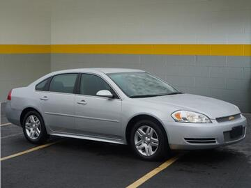 Chevrolet Impala Limited LT Fleet 2015