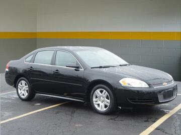 2016 Chevrolet Impala Limited LT Fleet Michigan MI