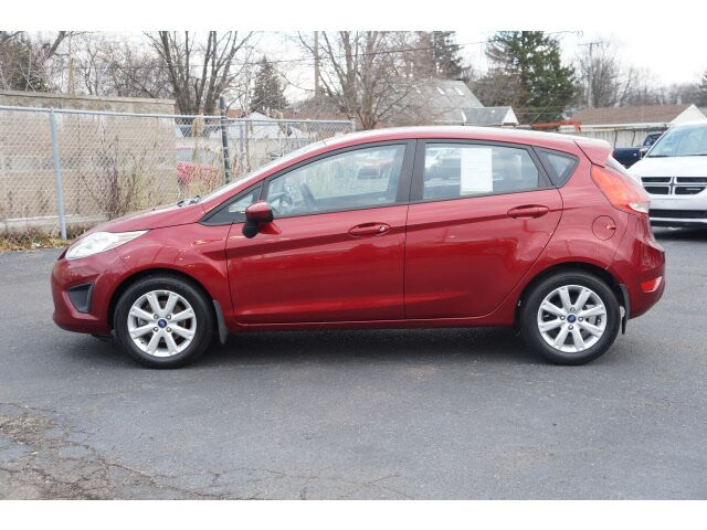 2013 Ford Fiesta Se Garden City Mi 16267047