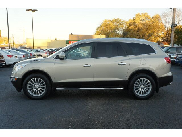 2011 buick enclave cxl 1 garden city mi 15887973. Black Bedroom Furniture Sets. Home Design Ideas