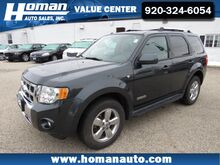 2008 Ford Escape Limited Waupun WI