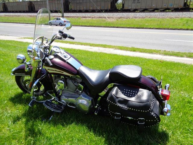 2006 harley davidson flsti motorcycle paducah ky 18323493. Black Bedroom Furniture Sets. Home Design Ideas