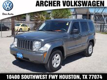 2012 Jeep Liberty Sport Houston TX