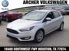 2015 Ford Focus SE Houston TX
