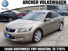2009 Honda Accord EX-L V6 Houston TX
