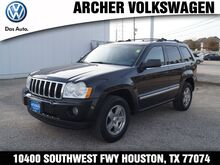 2007 Jeep Grand Cherokee Limited Houston TX