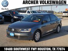 2016 Volkswagen Jetta 1.4T S Houston TX