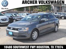 2014 Volkswagen Jetta S Houston TX