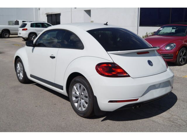 2017 Volkswagen Beetle 1.8T S Houston TX
