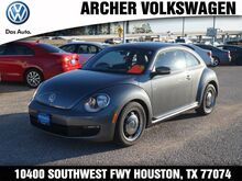 2013 Volkswagen Beetle 2.5L Houston TX