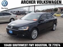 2014 Volkswagen Jetta SEL Houston TX
