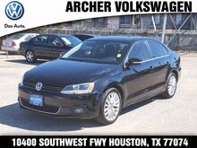 2011 Volkswagen Jetta SEL Houston TX