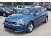 2015 Volkswagen Golf TDI S Houston TX
