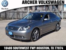 2006 INFINITI M45 4DR SDN Houston TX